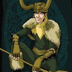 Loki by André Freitas