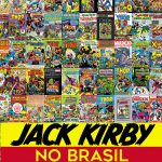 List of all Jack Kirby covers, stories and drawings published in Brazil