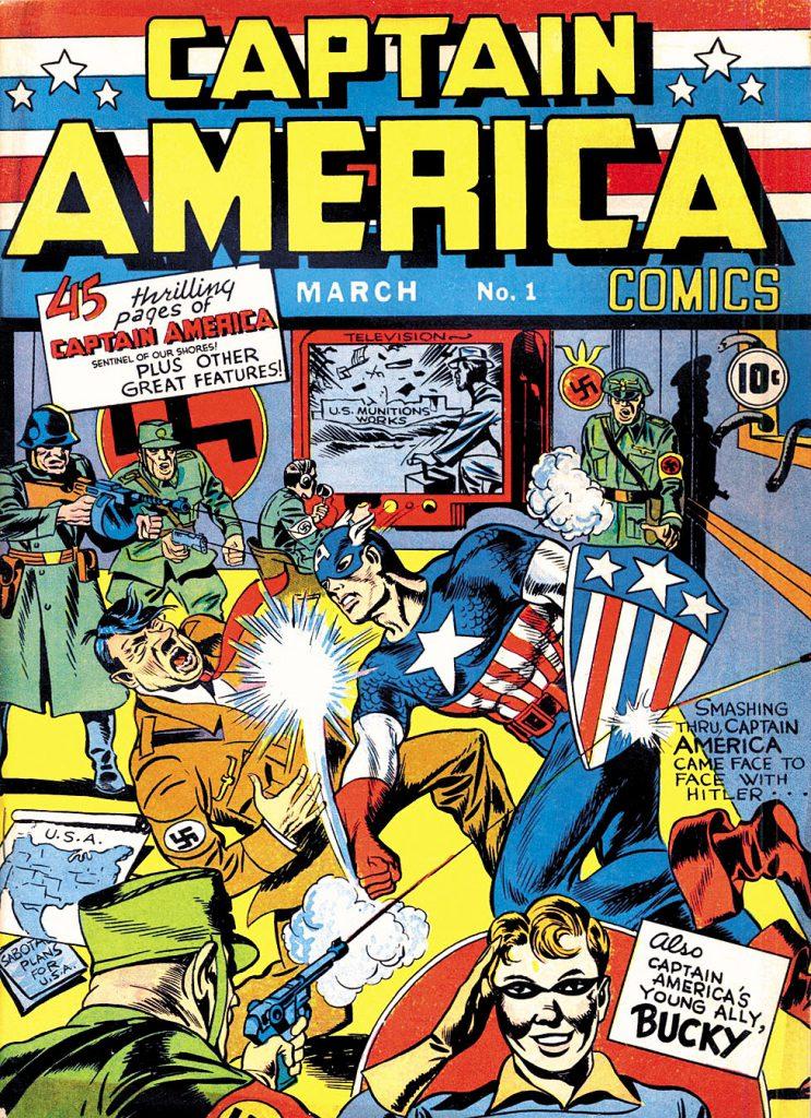 Captain America nº 1