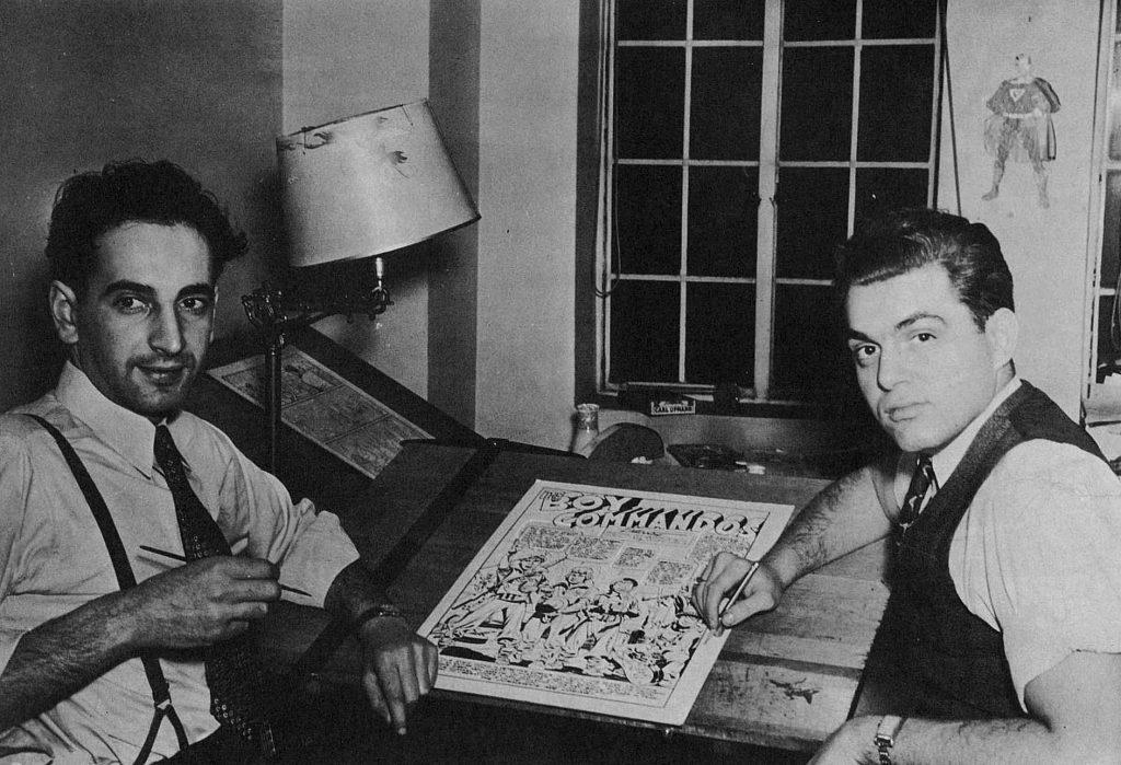 Joe Simon e Jack Kirby