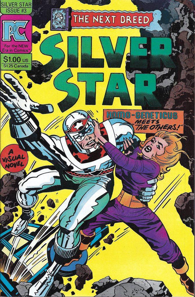 Silver Star nº 3
