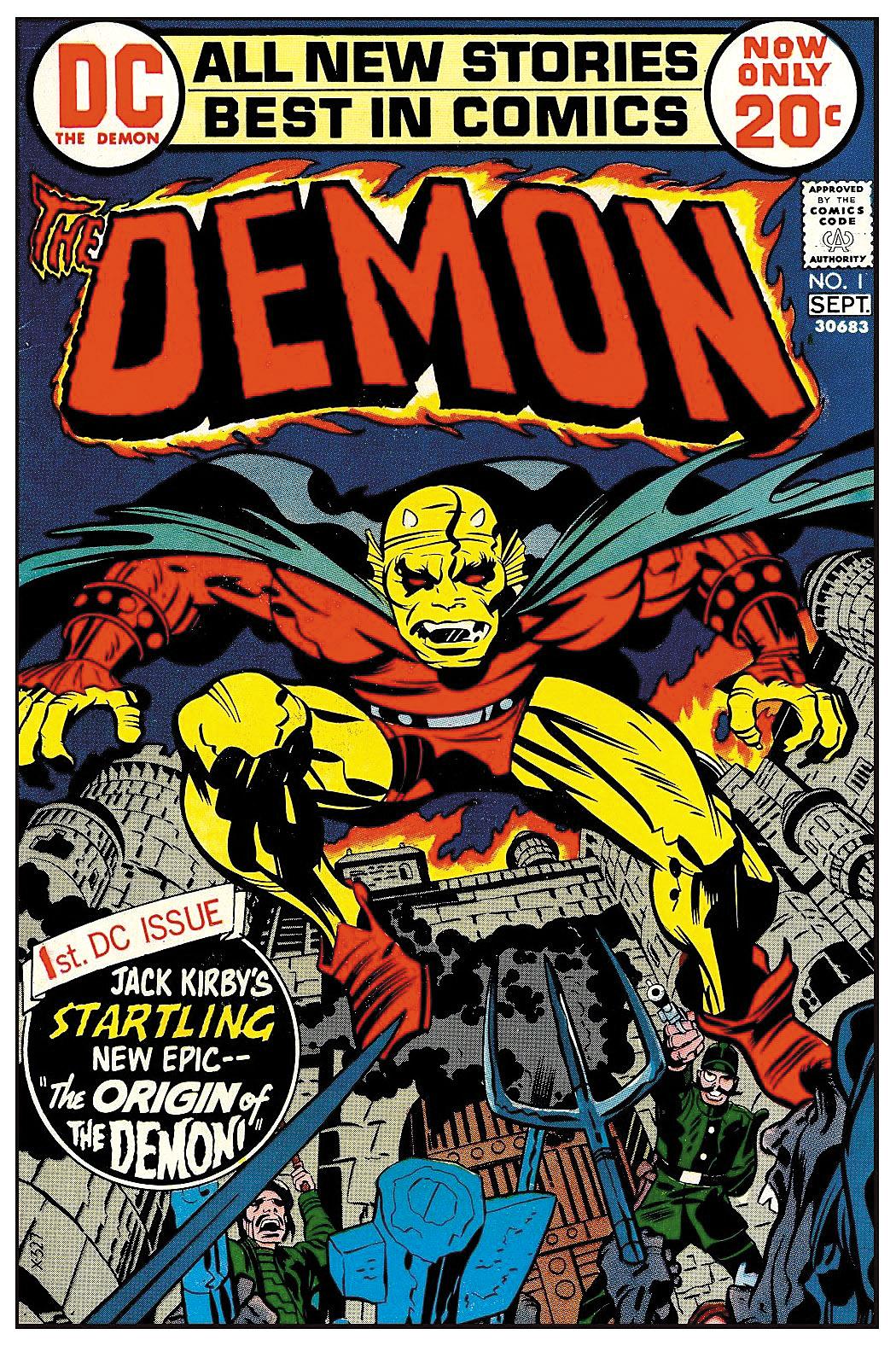 The Demon nº 1