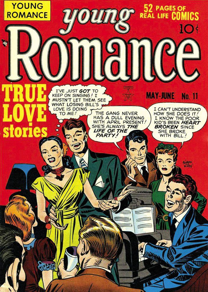 Young Romance nº 11