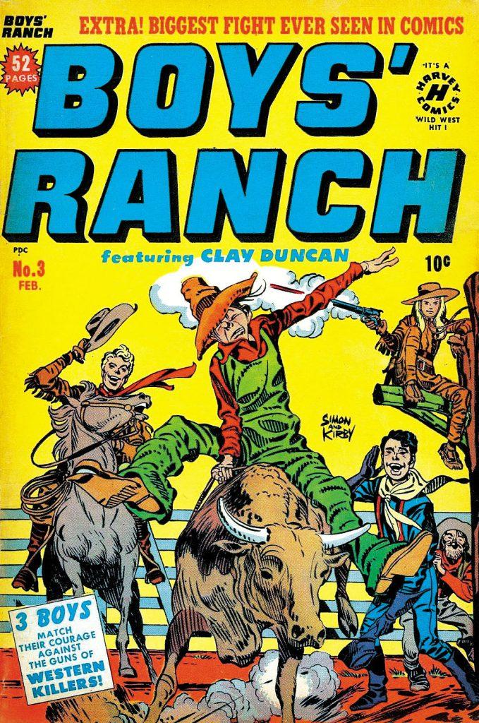 Boys' Ranch nº 3