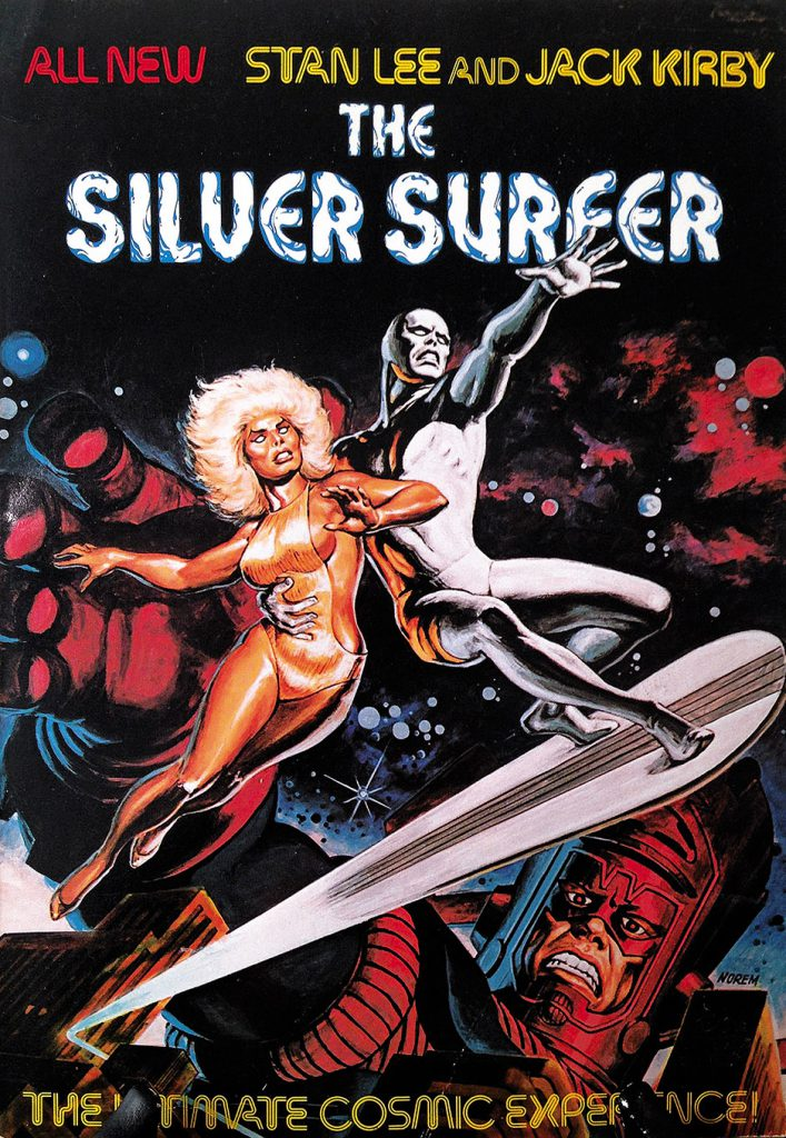 Silver Surfer: The Ultimate Comics Experience