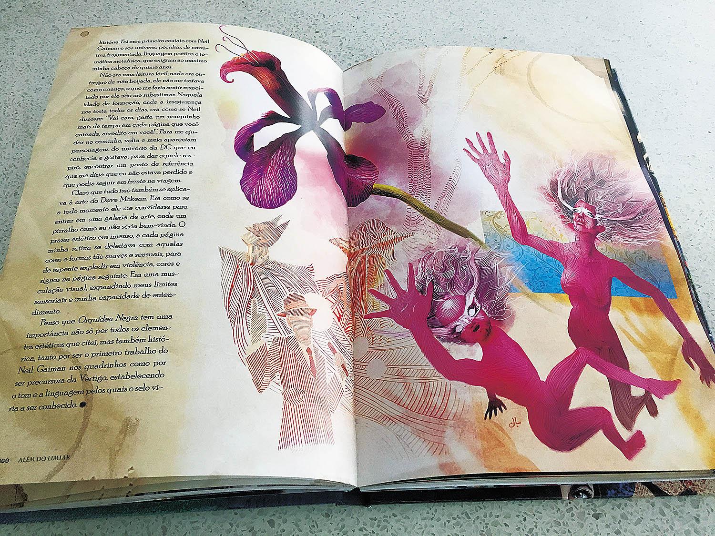 Orquídea Negra por Joel Lobo