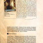 Um histórico sobre a publicação escrito pelo pesquisador Ben Santana e a reprodução da primeira capa do título